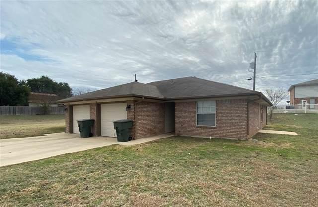 1608 Van Zanten Dr, Killeen, TX 76541 (#8259976) :: Ben Kinney Real Estate Team