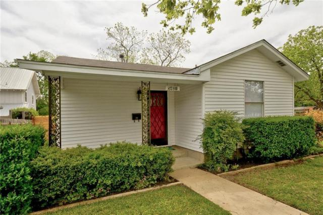 5401 Avenue G, Austin, TX 78751 (#8260690) :: The Heyl Group at Keller Williams
