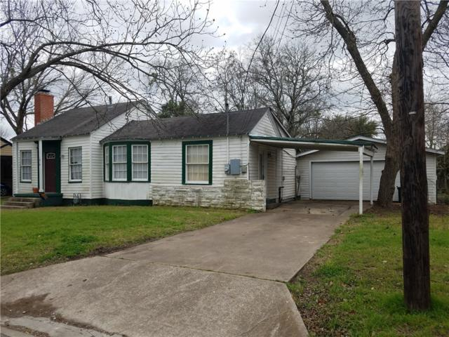 1315 Wallace St, Taylor, TX 76574 (#8265402) :: The Heyl Group at Keller Williams