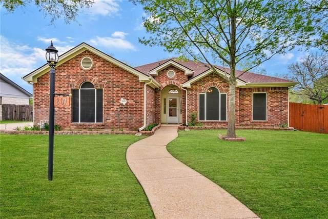 809 Wagon Wheel Trl, Georgetown, TX 78628 (#8265528) :: Ben Kinney Real Estate Team