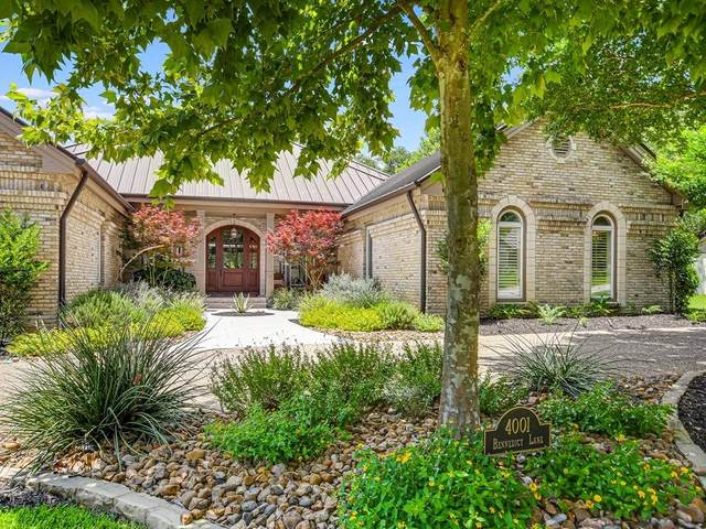4001 Bennedict Ln, Austin, TX 78746 (#8266056) :: Watters International