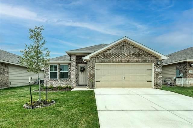110 Creek Hollow Dr, Hutto, TX 78634 (#8266269) :: Watters International