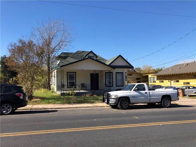 1122 Chicon St, Austin, TX 78702 (#8266392) :: Kourtnie Bertram | RE/MAX River Cities