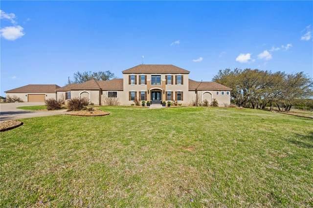 1100 Greystone Ranch Rd, Bertram, TX 78605 (#8267603) :: Papasan Real Estate Team @ Keller Williams Realty