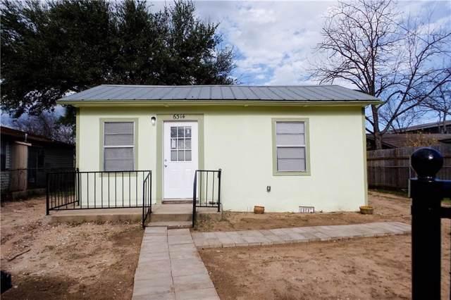 6314 El Mirando St, Austin, TX 78741 (#8269787) :: The Heyl Group at Keller Williams