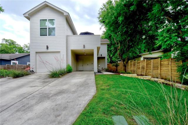 2607 Wilson St B, Austin, TX 78704 (#8270299) :: The Heyl Group at Keller Williams