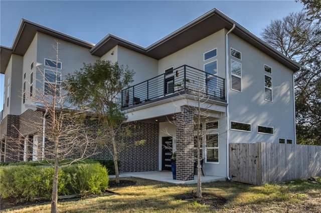 3905 Clawson Rd #5, Austin, TX 78704 (#8271194) :: The Heyl Group at Keller Williams