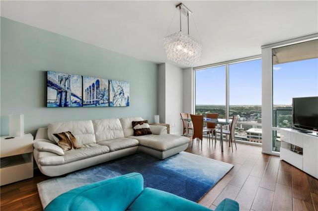 300 Bowie St #2406, Austin, TX 78703 (#8273008) :: Magnolia Realty