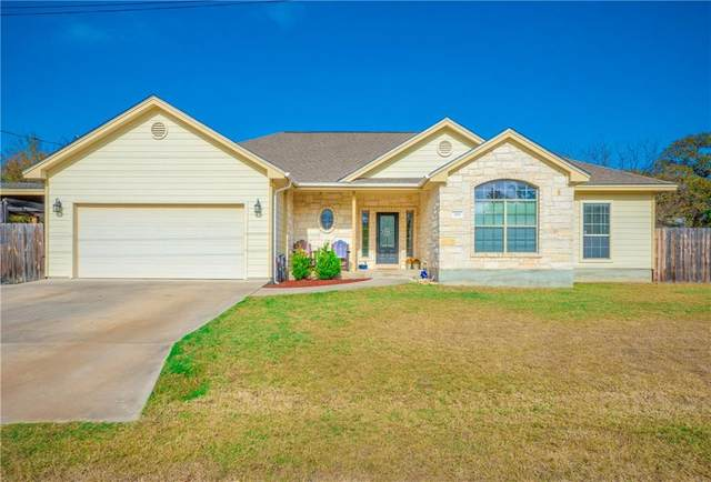 205 Bluebonnet Dr, Granite Shoals, TX 78654 (#8273543) :: Front Real Estate Co.