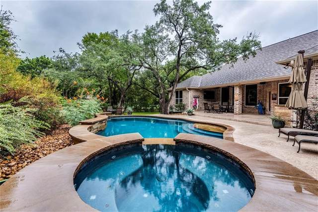 1110 Shinnecock Hills Dr, Georgetown, TX 78628 (#8276000) :: Watters International
