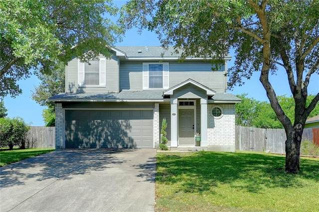107 Little Lake Rd, Hutto, TX 78634 (#8276789) :: Lancashire Group at Keller Williams Realty