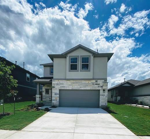 552 Rearing Mare Pass, Georgetown, TX 78626 (#8277005) :: Papasan Real Estate Team @ Keller Williams Realty