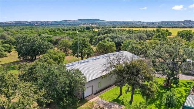 1646 Lincoln Smith Rd, Round Mountain, TX 78663 (#8277052) :: Papasan Real Estate Team @ Keller Williams Realty
