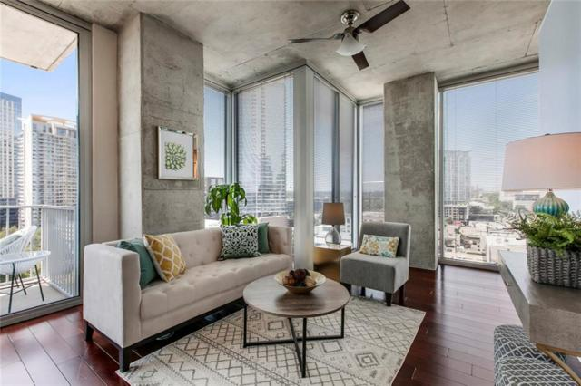 360 Nueces St #1116, Austin, TX 78701 (#8277064) :: Allison Gaddy