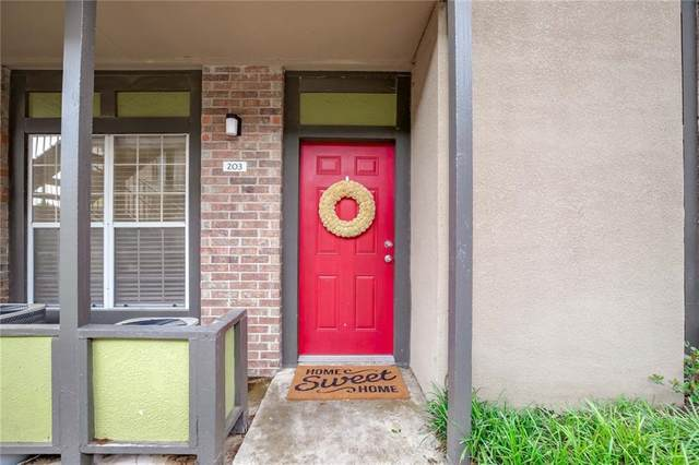 7685 Northcross Dr #203, Austin, TX 78757 (#8277619) :: Lancashire Group at Keller Williams Realty