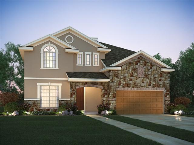 3520 Ponce De Leon Pass, Round Rock, TX 78665 (#8278480) :: The ZinaSells Group