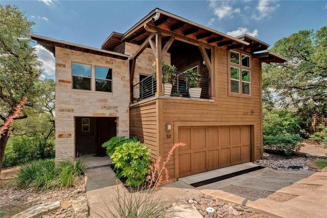 8110 Ranch Road 2222 #32, Austin, TX 78730 (#8278788) :: Watters International