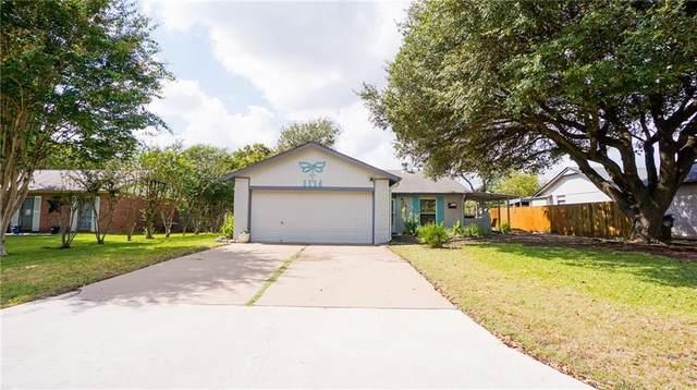 1114 Long Meadow Dr, Round Rock, TX 78664 (#8278827) :: Papasan Real Estate Team @ Keller Williams Realty