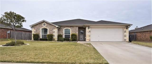 1205 Vanguard Ln, Killeen, TX 76549 (#8279120) :: Lauren McCoy with David Brodsky Properties