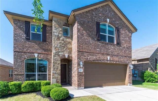 205 Yukon Cv, Hutto, TX 78634 (#8285190) :: Zina & Co. Real Estate