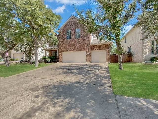 602 S Frontier Ln #5, Cedar Park, TX 78613 (#8285205) :: Papasan Real Estate Team @ Keller Williams Realty