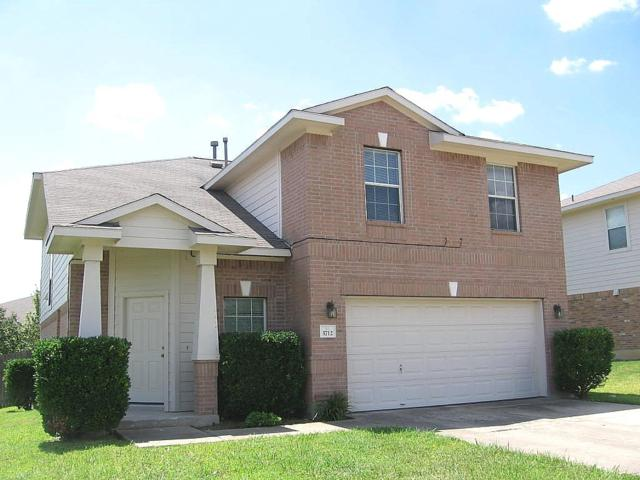 3712 Hawk View St, Round Rock, TX 78665 (#8286805) :: The ZinaSells Group