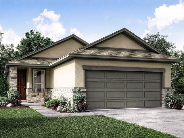 322 Serpens St, Georgetown, TX 78628 (#8287078) :: Green City Realty