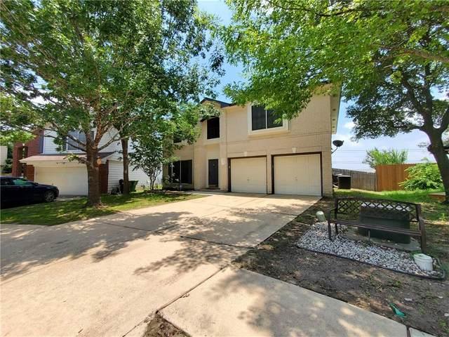 1607 Jennifer Ct, Round Rock, TX 78664 (#8288153) :: Tai Earthman | Keller Williams Realty