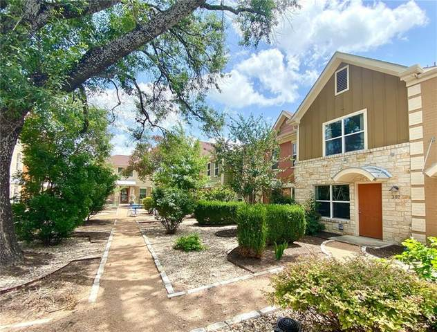 1101 Grove Blvd #307, Austin, TX 78741 (MLS #8288838) :: Vista Real Estate