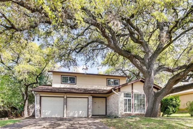 8505 Grayledge Dr, Austin, TX 78753 (#8289292) :: The Perry Henderson Group at Berkshire Hathaway Texas Realty
