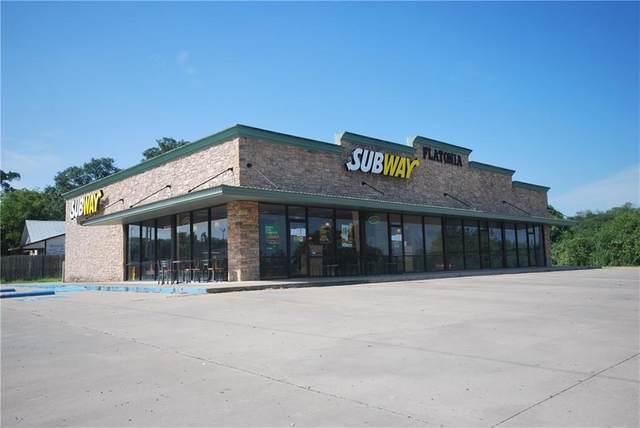 230 E I 10 Frontage Rd, Flatonia, TX 78941 (MLS #8291345) :: Vista Real Estate