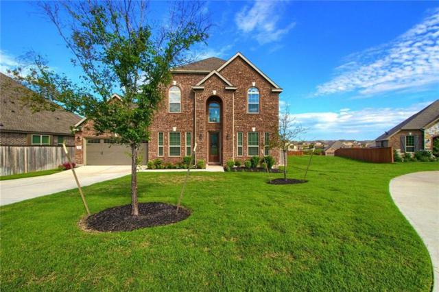 5021 Yucca Bloom Dr, Georgetown, TX 78626 (#8291919) :: Ana Luxury Homes