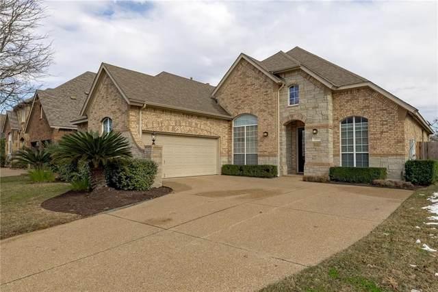 2262 Fernspring Dr, Round Rock, TX 78665 (#8292189) :: First Texas Brokerage Company
