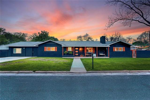 1407 E 19th St, Georgetown, TX 78626 (#8294724) :: The Perry Henderson Group at Berkshire Hathaway Texas Realty