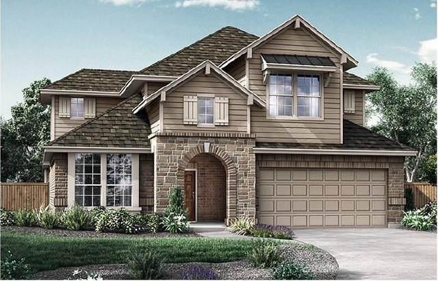 705 Elm Green St, Hutto, TX 78634 (#8294982) :: Papasan Real Estate Team @ Keller Williams Realty