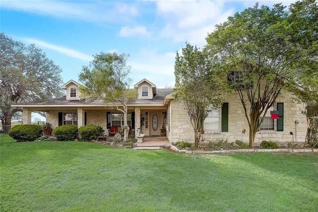 1524 Roznov Rd, Fayetteville, TX 78940 (#8297642) :: Papasan Real Estate Team @ Keller Williams Realty