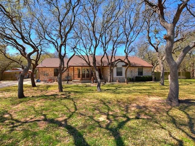 602 W Esparada Dr, Georgetown, TX 78628 (#8297825) :: Ben Kinney Real Estate Team