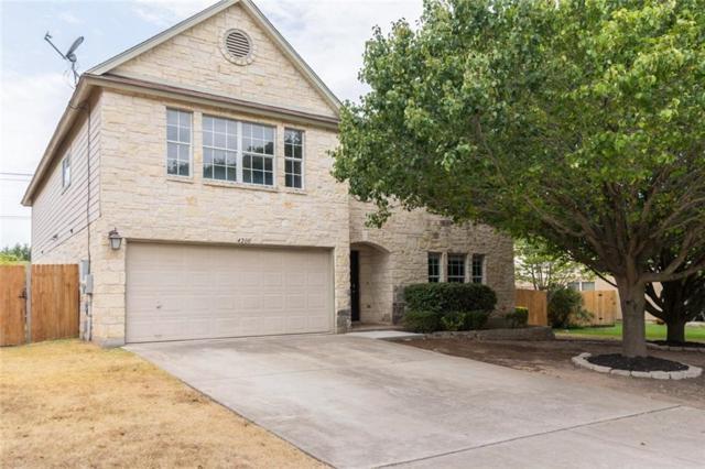 4200 Cisco Valley Dr, Round Rock, TX 78664 (#8297880) :: Ben Kinney Real Estate Team
