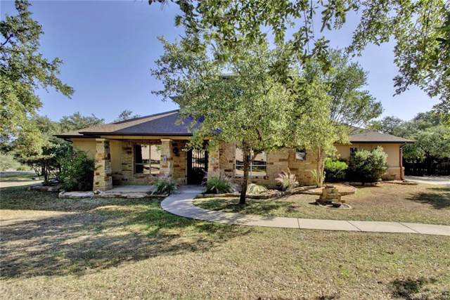 401 Ridge View Dr, Georgetown, TX 78628 (#8297889) :: The Perry Henderson Group at Berkshire Hathaway Texas Realty