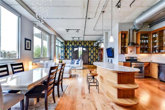 800 W 5th St #302, Austin, TX 78703 (#8299451) :: Amanda Ponce Real Estate Team