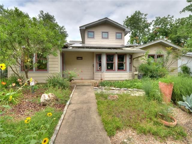 2002 Brentwood St, Austin, TX 78757 (#8299540) :: Ben Kinney Real Estate Team