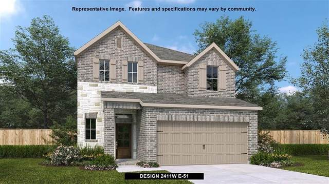 113 Freeman Loop, Liberty Hill, TX 78642 (#8301315) :: 12 Points Group