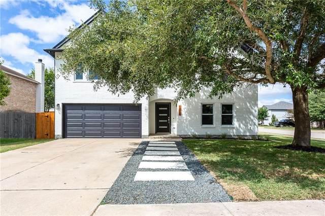 1171 Forest Bluff Trl, Round Rock, TX 78665 (#8302478) :: Papasan Real Estate Team @ Keller Williams Realty