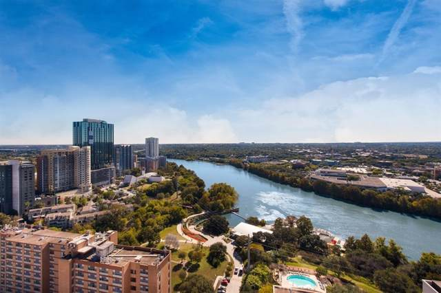 98 San Jacinto Blvd #2304, Austin, TX 78701 (#8303642) :: Watters International