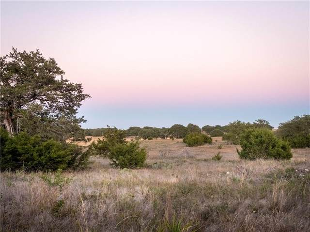 Lot 125 Red Stag Ct, Lampasas, TX 76550 (#8305203) :: Lancashire Group at Keller Williams Realty