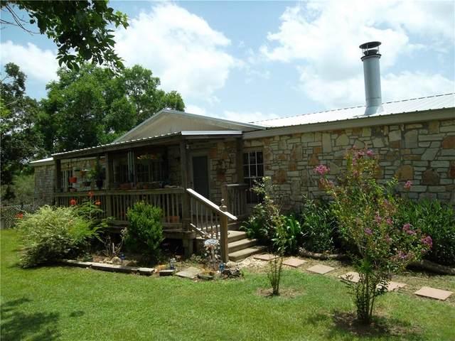 8247 Jeddo Rd, Waelder, TX 78959 (#8307571) :: Papasan Real Estate Team @ Keller Williams Realty