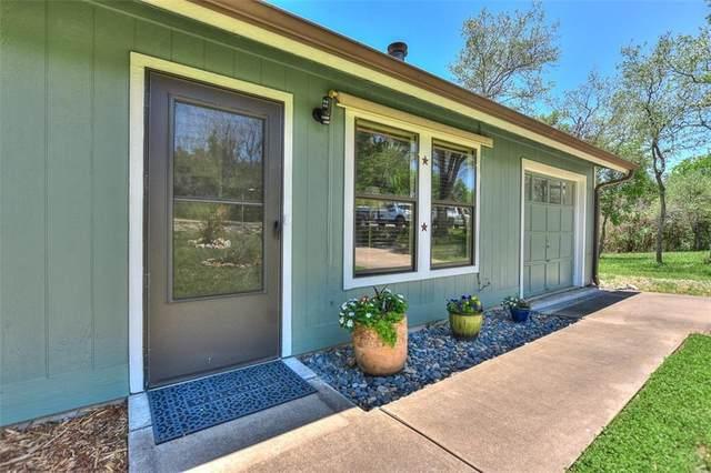 11103 West Lake Terrace Dr, Jonestown, TX 78645 (#8308532) :: Ben Kinney Real Estate Team