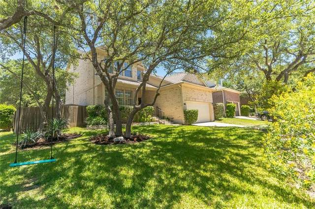 12540 Canyon Glen Dr, Austin, TX 78732 (#8309153) :: The Perry Henderson Group at Berkshire Hathaway Texas Realty