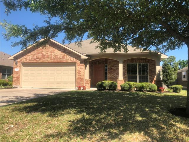 124 Inman Dr, Hutto, TX 78634 (#8310454) :: Austin International Group LLC