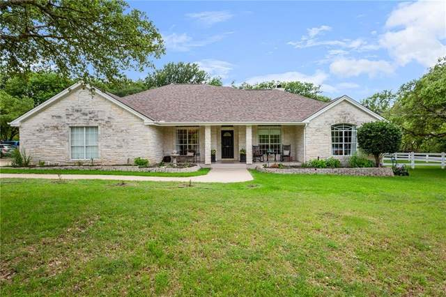 121 Ridgewood Cv, Georgetown, TX 78633 (#8312778) :: R3 Marketing Group